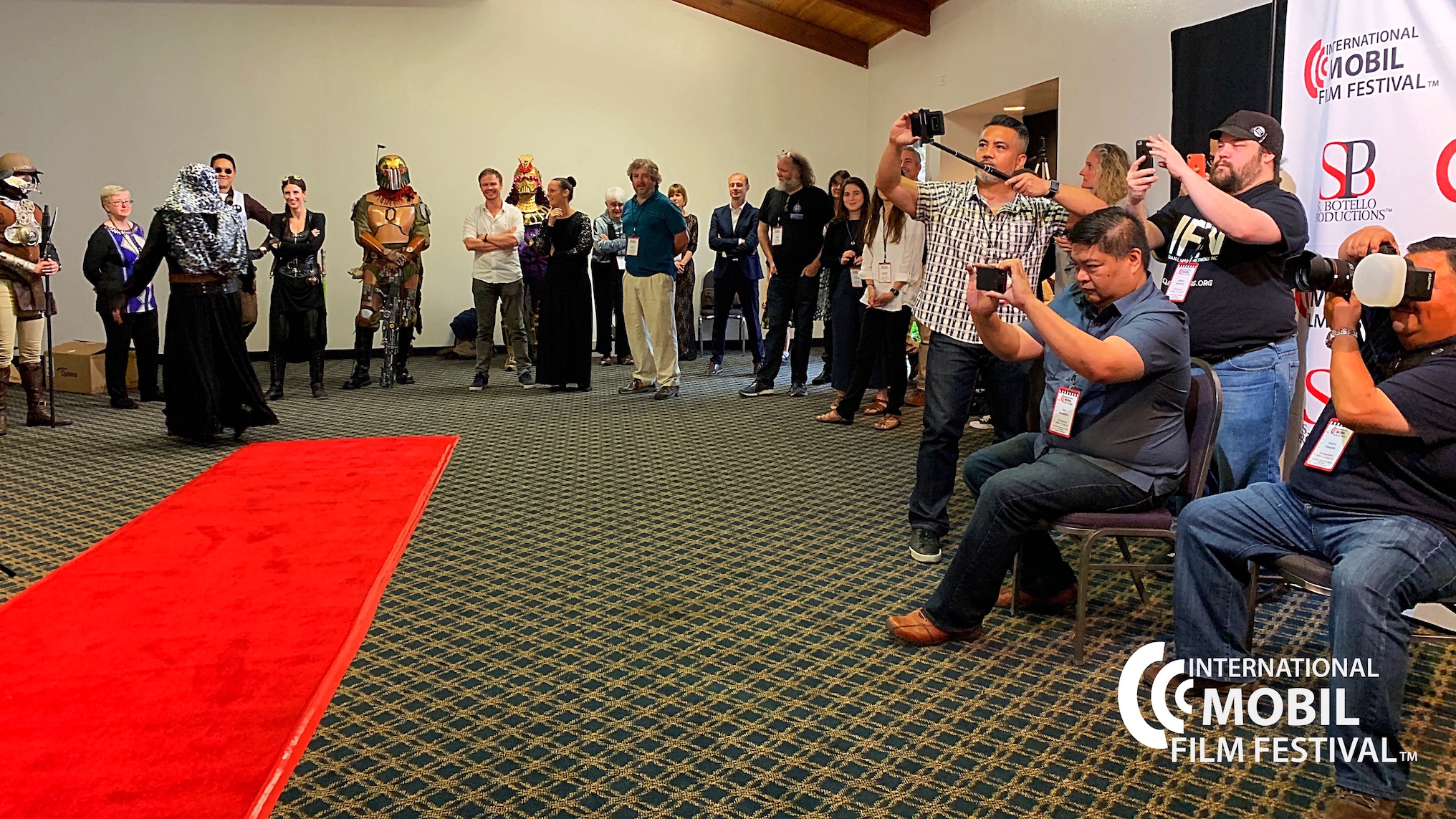 IMFF 2019 Red Carpet