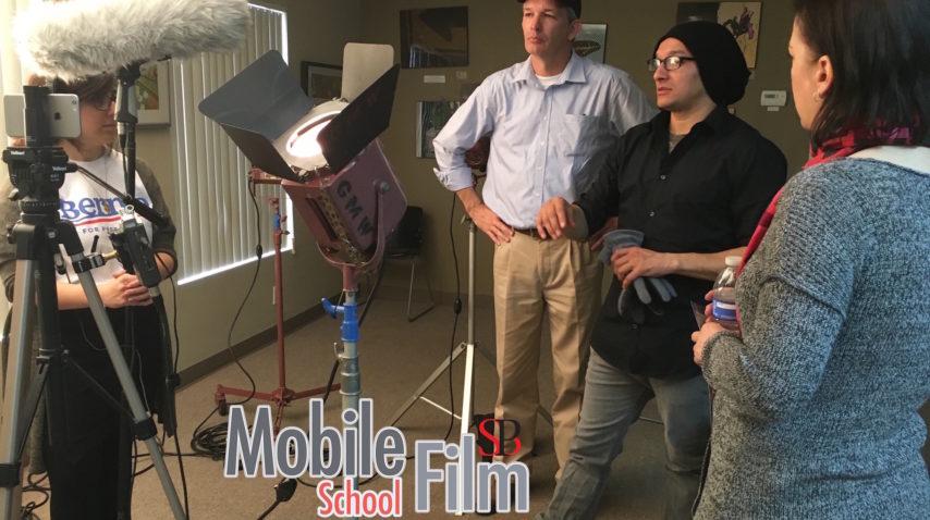 Mobile film school (non-accredited)