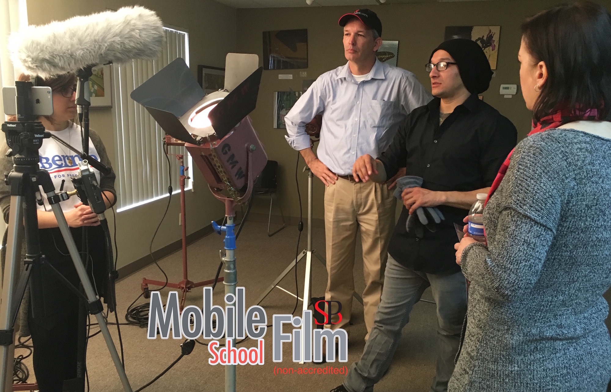 Mobile film school (non-accredited)