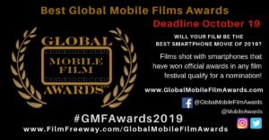 Submit Global Mobile Film Awards