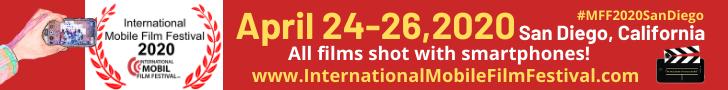 IMFF 2020 April 24-26