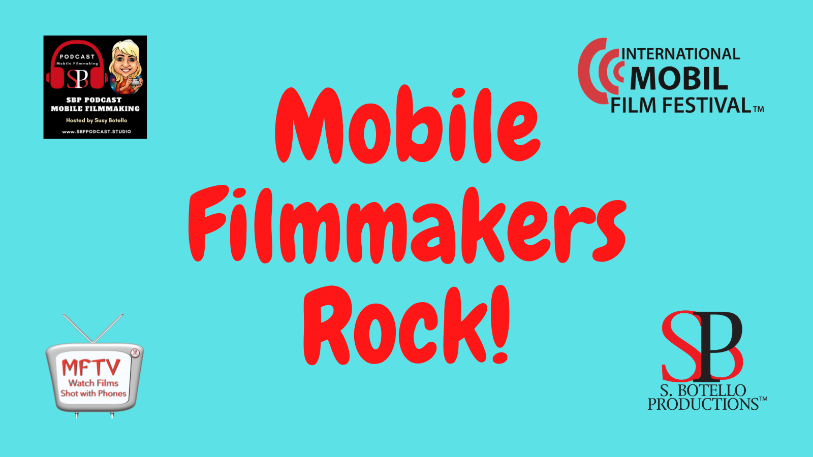 Mobile Filmmakers Rock