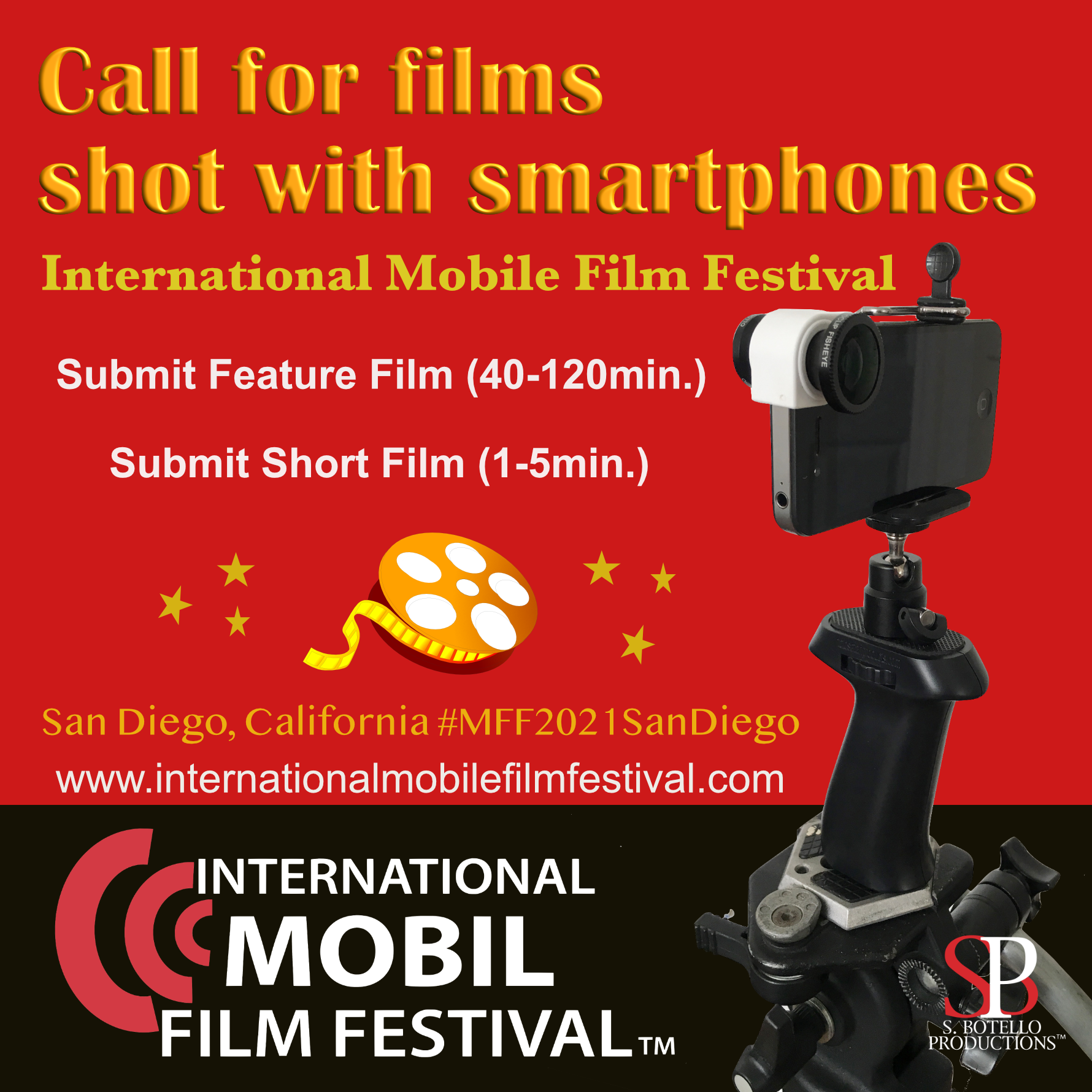 Submit films to IMFF 2021